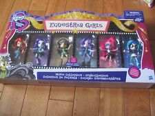 My Little Pony Equestria Girls Movie Collection 6 Pack w/ Starlight Glimmer NEW