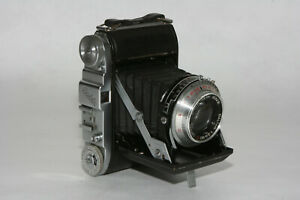 Balda Baldix 6x6 Rollfilmkamera mit 2,9/80mm Baltar
