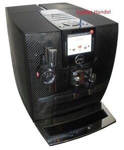 JURA J9.3 TFT One Touch in Carbon Top-Zustand, generalüberholt 💫 25 Mon. Gewähr