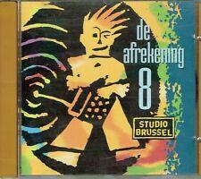 CD : De Afrekening 08 - Studio Brussel