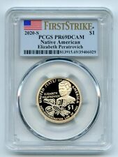 2020 S $1 Sacagawea Dollar PCGS PR69DCAM First Strike