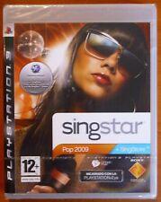 SingStar Pop 2009, London Studio, PlayStation 3 PS3, Versión Española ¡¡NUEVO!!