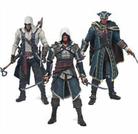 """6"""" McFarlane Toy Assassin's Creed Haytham Kenway Connor Edward Action Figure"""