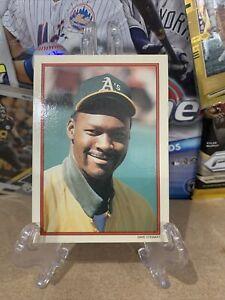 Topps 1990 Dave Stewart Oakland Athletics Baseball Card ⚾️🔥