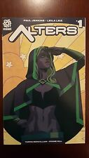 ALTERS 1 Main Cover 1st Print Aftershock, Transgender NM/M COND. UNOPENED UNREAD