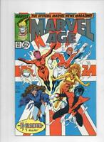 MARVEL AGE #60, VF/NM, ExCalibur, 1985 1988 more Marvel in store
