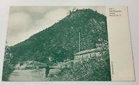 Old Mountain House Elmira New York NY Souvenir Postcard Unposted