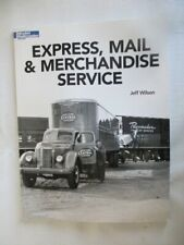 Model Railroader How-To-Books, Express, Mail & Merchandise Service