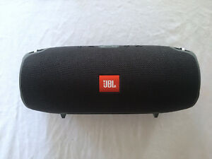 JBL XTREME Portable Wireless Bluetooth Speaker (Black) Splashproof 10,000mAh 15h