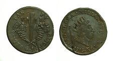 pci3281) Sicilia Ferdinando III (1759-1816) - 10 grani 1815 frattura di conio