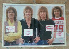 SMOKIE - Poster aus BRAVO - 80er Jahre