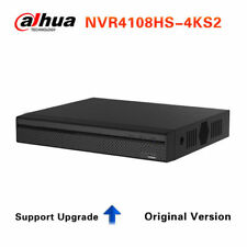 Dahua 8 Channel 1U 4K H.265 Nvr4108Hs-4Ks2 Network Video Recorder Without Poe
