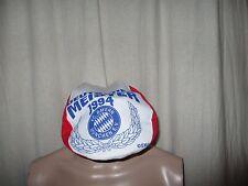 """FC Bayern München Original Franzosen Ballon Stadion Cap """"DEUTSCHER MEISTER 1994"""""""