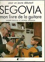 Mon livre de la guitare : pour un jeune débutant