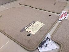 2005-2012 Avalon Carpet Floor Mats Ivory Pt206-07090-02 Genuine Toyota