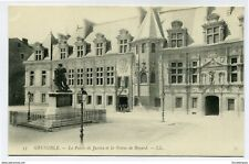 CPA -Carte postale-France - Grenoble - Le palais de Justice (CP3421)