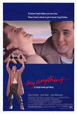 """SAY ANYTHING  Movie Poster [Licensed-New-USA] 27x40"""" Theater Size"""