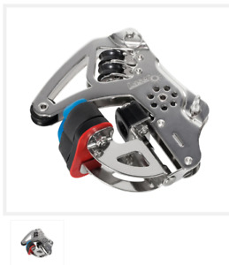 LASER PERFORMANCE–Laser Vang Lower Block/Cleat Assembly Sailboat sale $199.99