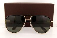 Brand New Tom Ford Sunglasses TF 0285 285 Cole 01J BLACK/GOLD for Men