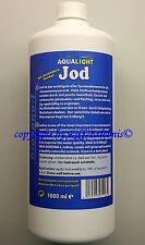 Eau Light Iode 1000ml pour Aquariums Marins 11,90€/ L