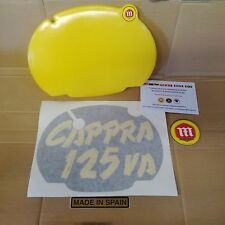 MONTESA CAPPRA 125 VA FRONT NUMBER BOARD + DECAL NEW  CAPPRA VA 125