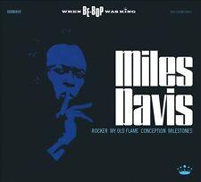 Miles Davis Jazz Bebop Music CDs & DVDs