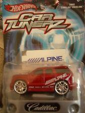 Hot Wheels Hot Tunerz 2002 Cadillac Escalade Red