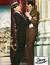 The Stooge 1952 German lobby card