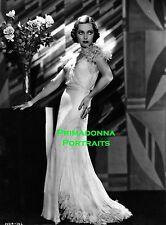ADRIENNE AMES 8X10 Lab Photo SEXY Elegant 1930s Portrait CLARENCE SINCLAIR BULL