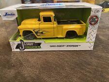2019 JADA METALS DIE CAST 1941 FORD Pickup (yellow) Just Trucks Series 1:32