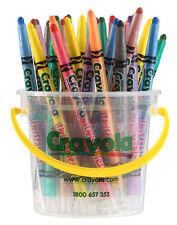 Crayola Twistables Crayon Deskpack - 32 Twistable Crayons in 8 Colours - New