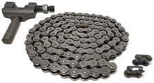520 120 O-RING DRIVE CHAIN ATV MOTORCYCLE MX 520 PITCH 120 LINKS + CHAIN BREAKER