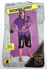 Buccaneer Barney Pirate Halloween Costume Caribbean Tampa Bay Mens Sz 42-50