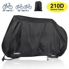 29In Bike Cover Waterproof Bicycle Moto Storage Cover Outdoor Dust Wind Proof Uv