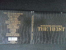 Macklemore & Ryan Lewis/The Heist Australia 15 Track/CD