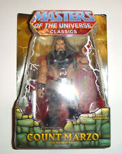 Masters of the Universe Classics Exclusive Action Figure Count Marzo NRFB