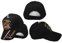 """Vietnam Era Veteran Vet """"V"""" War Embroidered Baseball Cap Hat"""