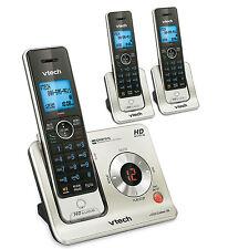 V-Tech VT-LS6425-3 Vtech Excpandable 3-handset DECT Telephone, Talking Caller ID