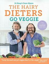 The Hairy Dieters Go Veggie (Hairy Bikers), Bikers, Hairy, New Book