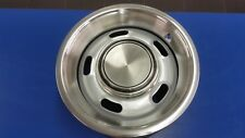 Ford 14x 6 GT 5 slot x 4 rims + caps + dress trims suit XW XY GT HO Mustang NEW!