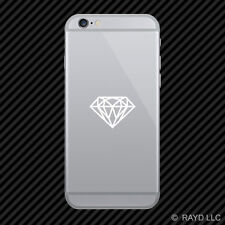 (2x) Diamond Cell Phone Sticker Mobile jewelry swag bling ice many colors