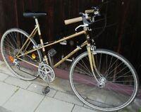 Vintage Motobecane Grand Touring De Luxe Rennrad Damenrad Ladies
