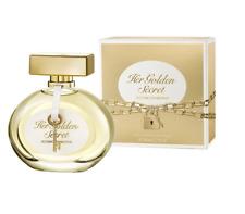 Antonio Banderas Her Golden Secret Eau de toilette para mujer 50 Ml