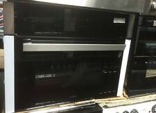 CDA VK901SS Compact Built-in Combination Microwave Oven in Stainless Steel