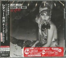 LADY GAGA-BORN THIS WAY THE REMIX -JAPAN CD F25