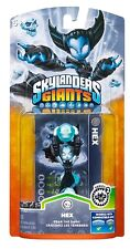 Skylanders Giants-Hex-Fear The Dark-Character Pack-ACTIVISION-NUOVO-NEW - VERY RARE