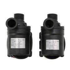 Water Pump 12V 24V Dc 800L/H 5m Solar Brushless Motor Circulation Submersibles