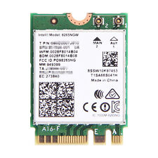 Intel Wireless-AC 8265 NGFF Dual Band 802.11AC 867Mbps MU-MIMO WiFi Card BT 4.2