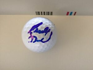 Brandt Snedeker Signed Taylor Made Golf Ball Autographed a
