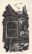 Ex Libris Dirk Govert van Luijn : Opus 54b, C. Momber